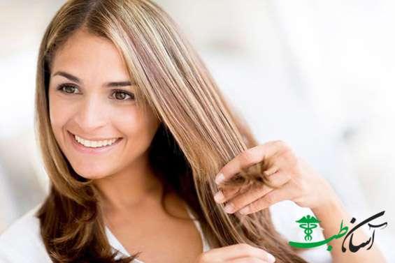 صاف کردن مو ها