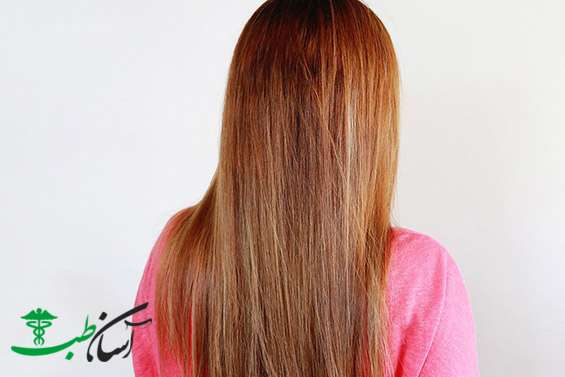 صاف کردن موها