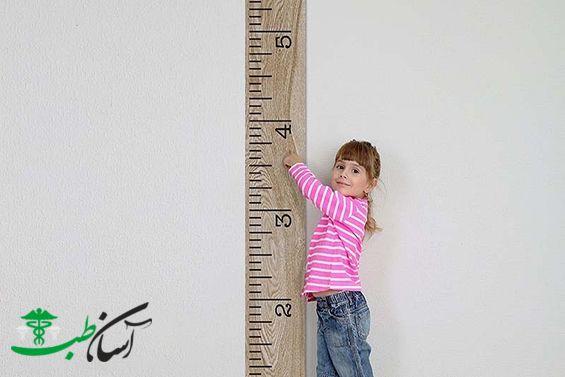 قد کودک