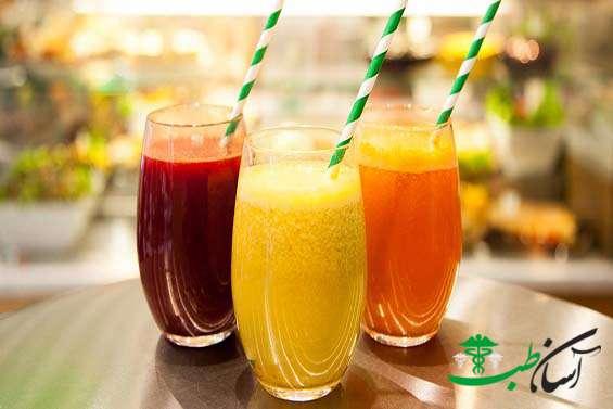 آب میوهها