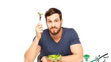 رژیم غذایی مردان