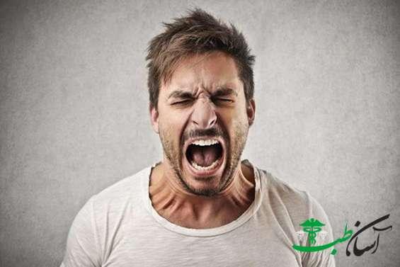 عوارض عصبانیت