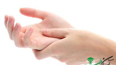 سندروم تکانشی دست