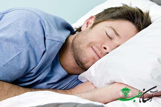 داشتن خوابی راحت