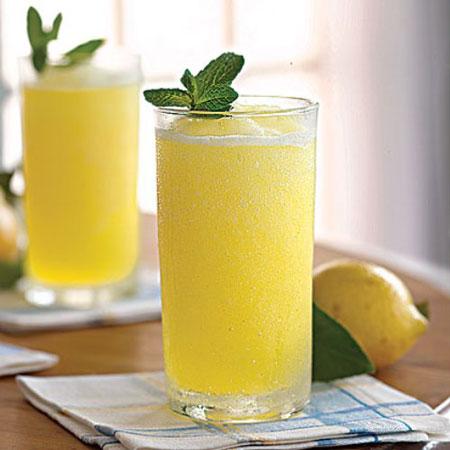 نوشیدنی در تابستان