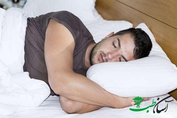 نحوه درست خوابیدن