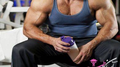 پروتئین بعد از ورزش