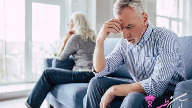 دلایل طلاق در میانسالی