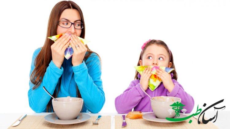 اصل رفتار والدین با کودکان