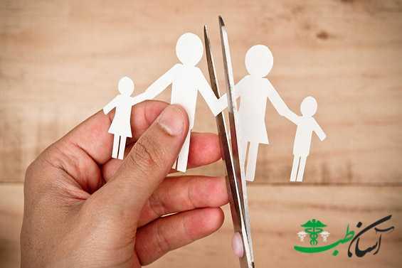 پیامدهای اجتماعی طلاق