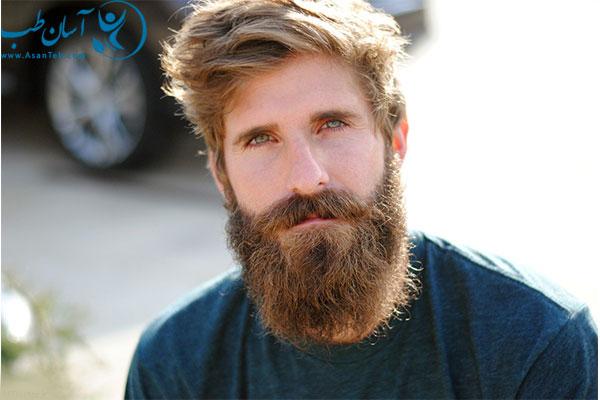 مرد ریش دار