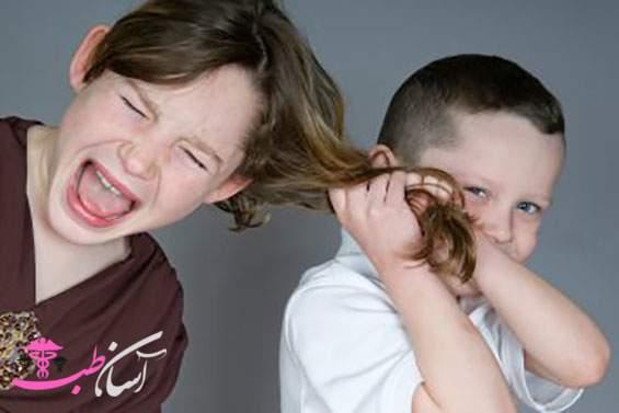 مو کشیدن کودکان