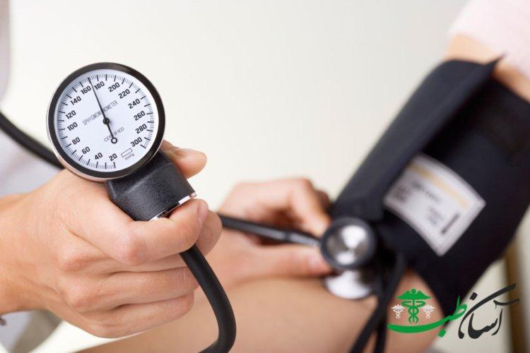 علایم فشار خون بالا