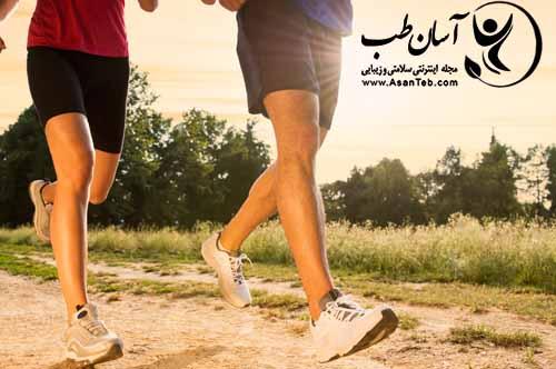 درمان فشار خون با ورزش فشار خون و ورزش