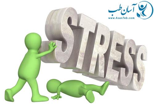 مقابله با استرس استرس چیست