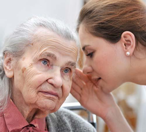 درمان کاهش شنوایی راه چاره پیر گوشی