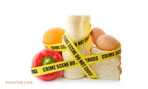آلرژی مواد غذایی ناشی از چیست؟