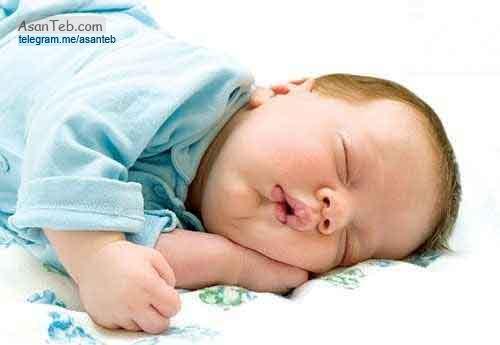 میزان خواب بچه ها