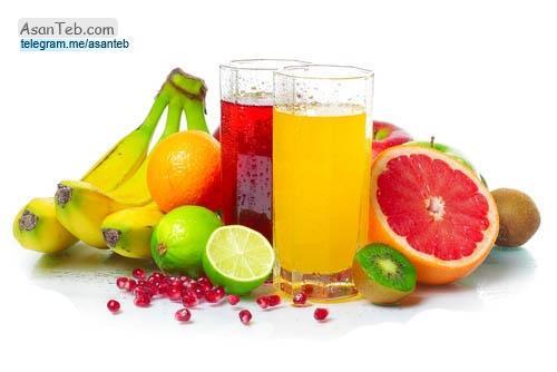 نقش پروتئین میوه ها در بدن