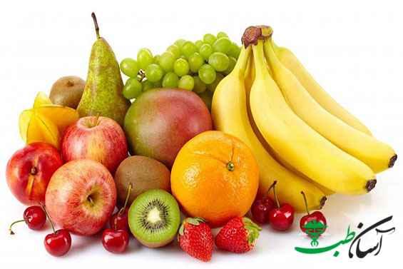 قند میوه ها