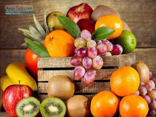 چربی میوه ها