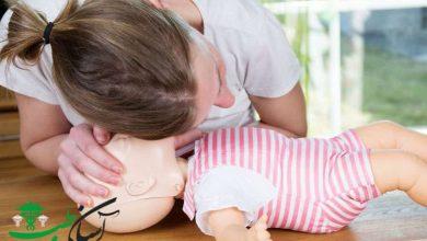 آموزش تنفس مصنوعی نوزاد