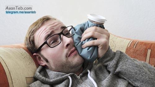 درمان دندان درد در منزل