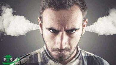 برخورد با عصبانیت