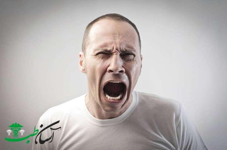 نقش افکار در پیدایش خشم