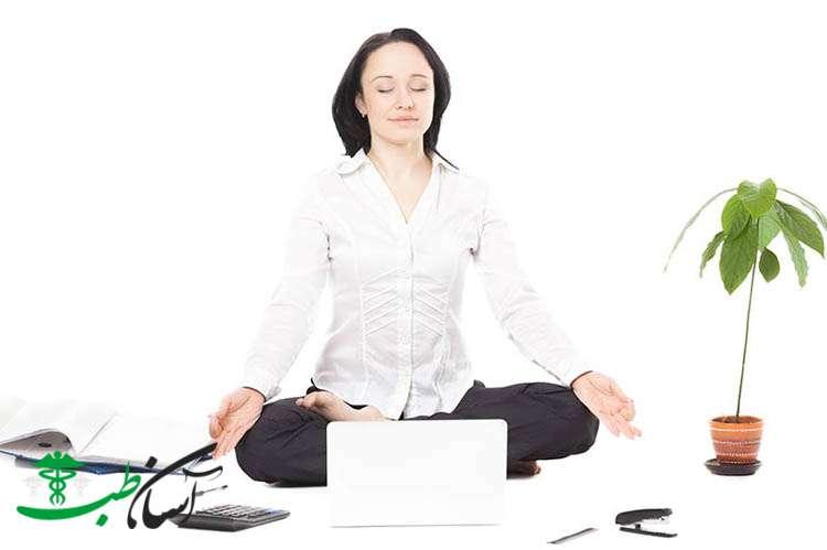راههای کنترل استرس