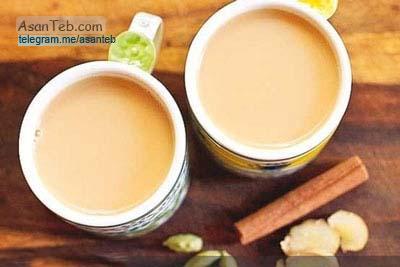طرز تهیه نوشیدنی گرم با شیر
