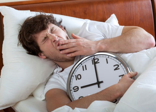 ساعت های خواب