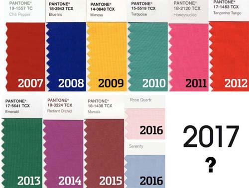 عکسهای رنگ سال 2017 یا عکسهای رنگ سال 96