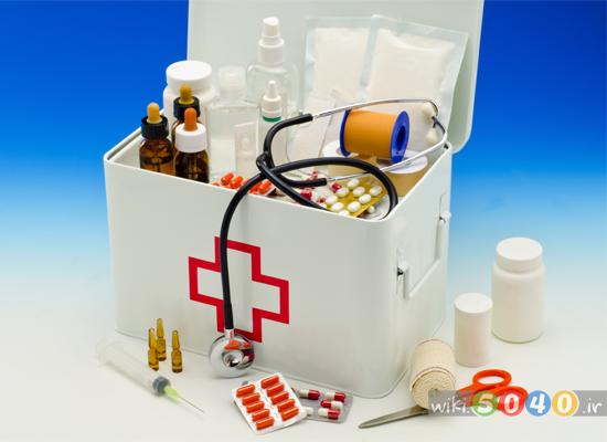 کمک های اولیه در خونریزی داخلی