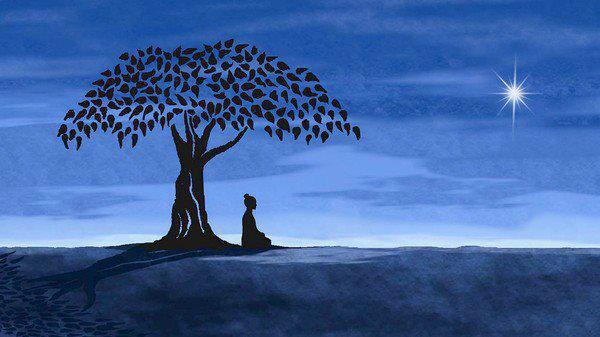 آرامش مدیتیشن