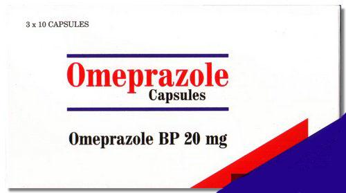 قرص امپرازول omeprazole چیست