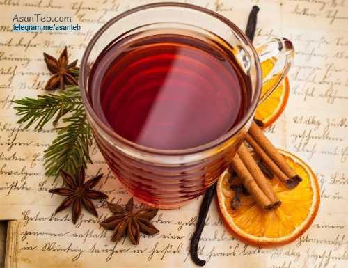 خواص چای های گیاهی ، خواص چای گیاهی