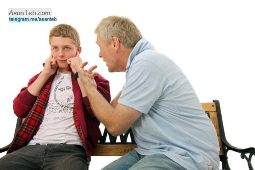 ارتباط با والدین