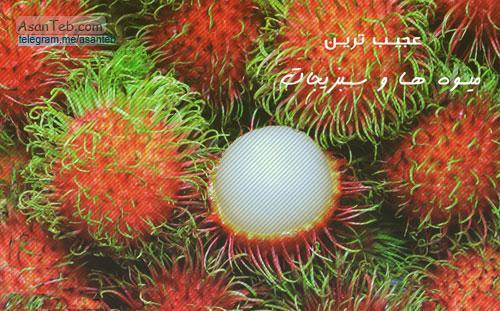 اسم و عکس میوه های عجیب و غریب دنیا
