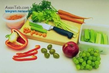 اهداف رژیم غذایی
