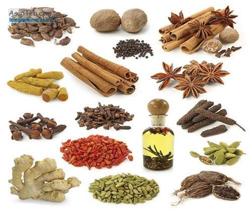 درمان گرفتگی رگها و پاکسازی عروق و رگهای بدن با گیاهان دارویی
