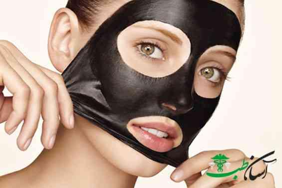 طرز تهیه ماسک زغال