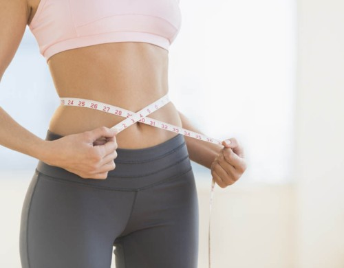 کاهش وزن بدن