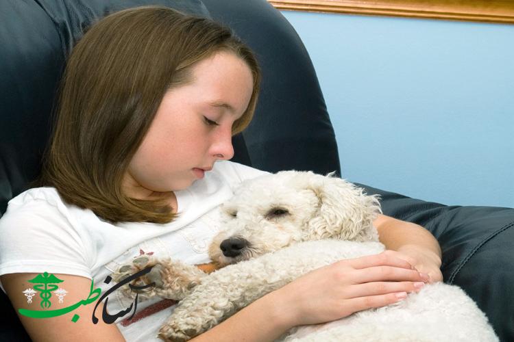 ۱۰ مورد از فواید نگهداری سگ برای همه سنین