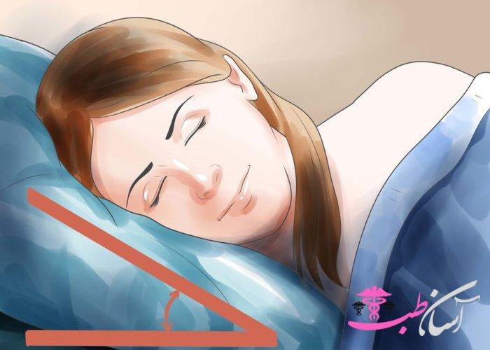 درمان خانگی پف چشم