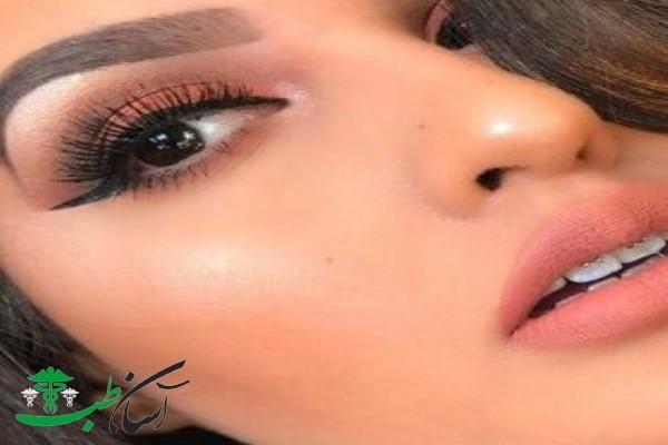 آرایش صحیح صورت