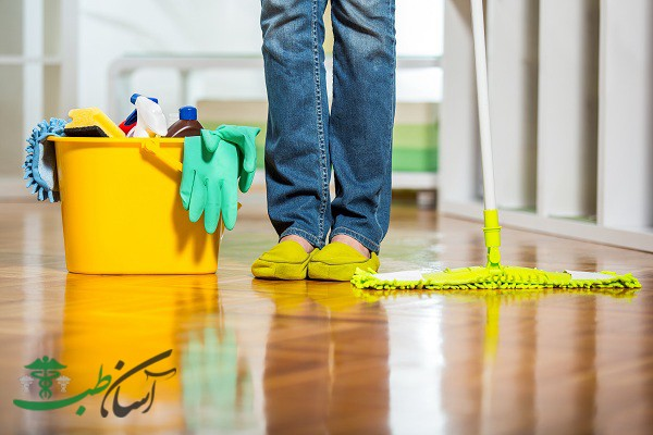 کارهای مربوط به خانه