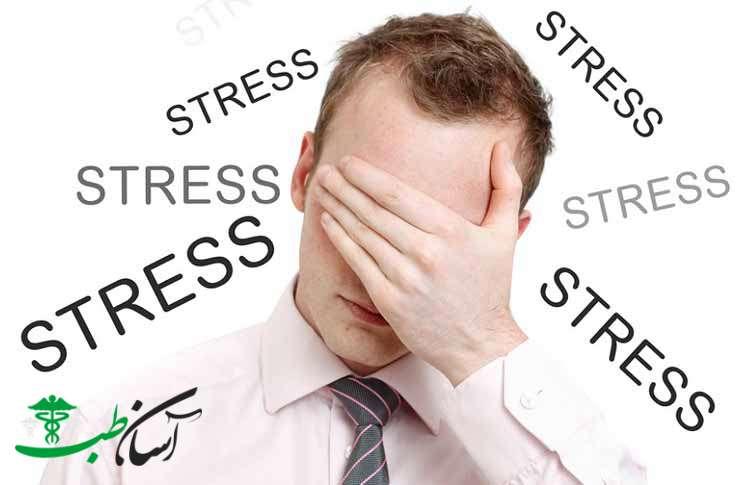 انواع استرس ها