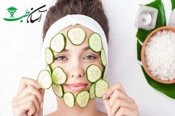 ماسک زیبایی