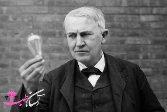 راز موفقیت ادیسون